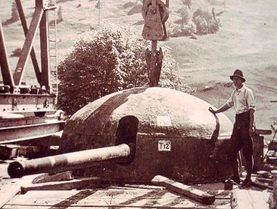 SU99 Furkels tourelle1940
