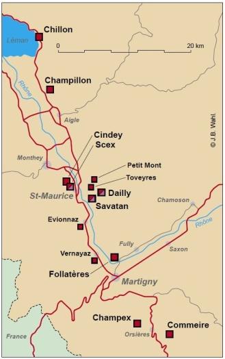St-Maurice-carte
