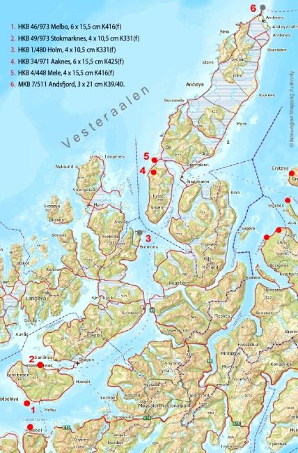 Carte2 Vesteraalen-L