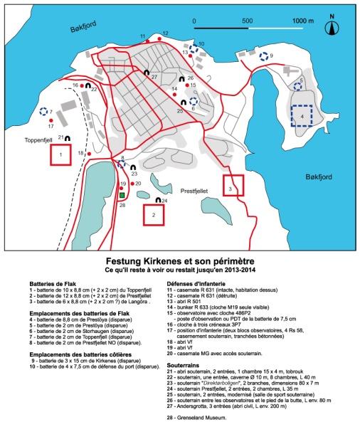 Carte8 FestungKirkenes